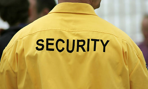 Image for Exhibit & Event Security