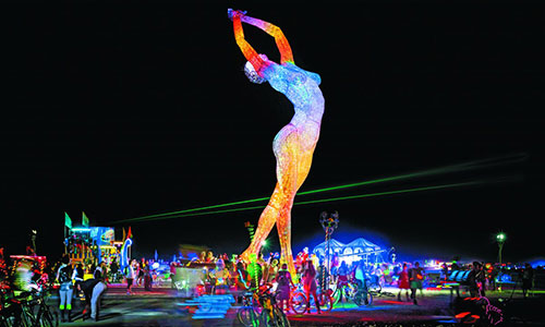 Image for Burning Man