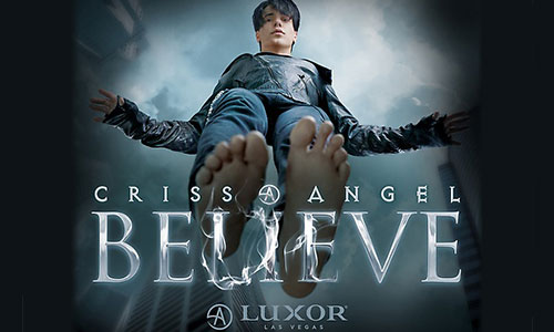 Image for Criss Angel- Believe