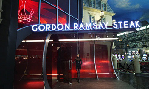 Image for Gordon Ramsay Steak