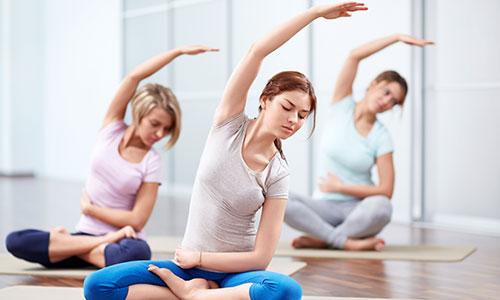 Image for Aerobics/Yoga