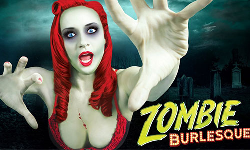 Image for Zombie Burlesque