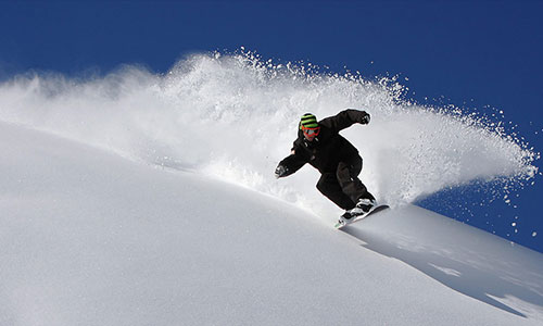 Image for Snow Boarding