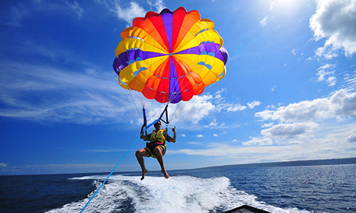 Image for Parasailing