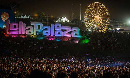 Image for Lollapalooza