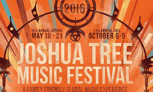 Image for Joshua Tree Festival 2016